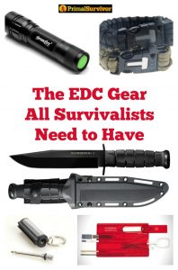 The EDC Gear All Survivalists Need to Have
