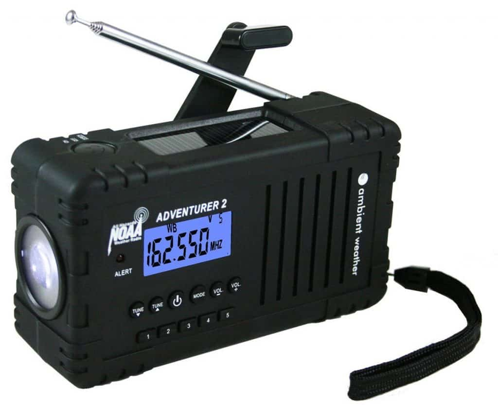 ambient emergency radio