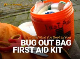 What You Need in Your Bug Out Bag First Aid Kit