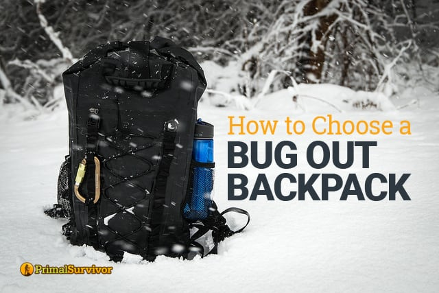 bug out backpack