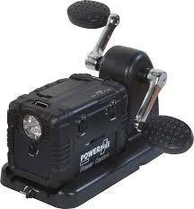 powerplus courage bike generator