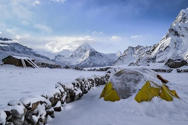 survival tent