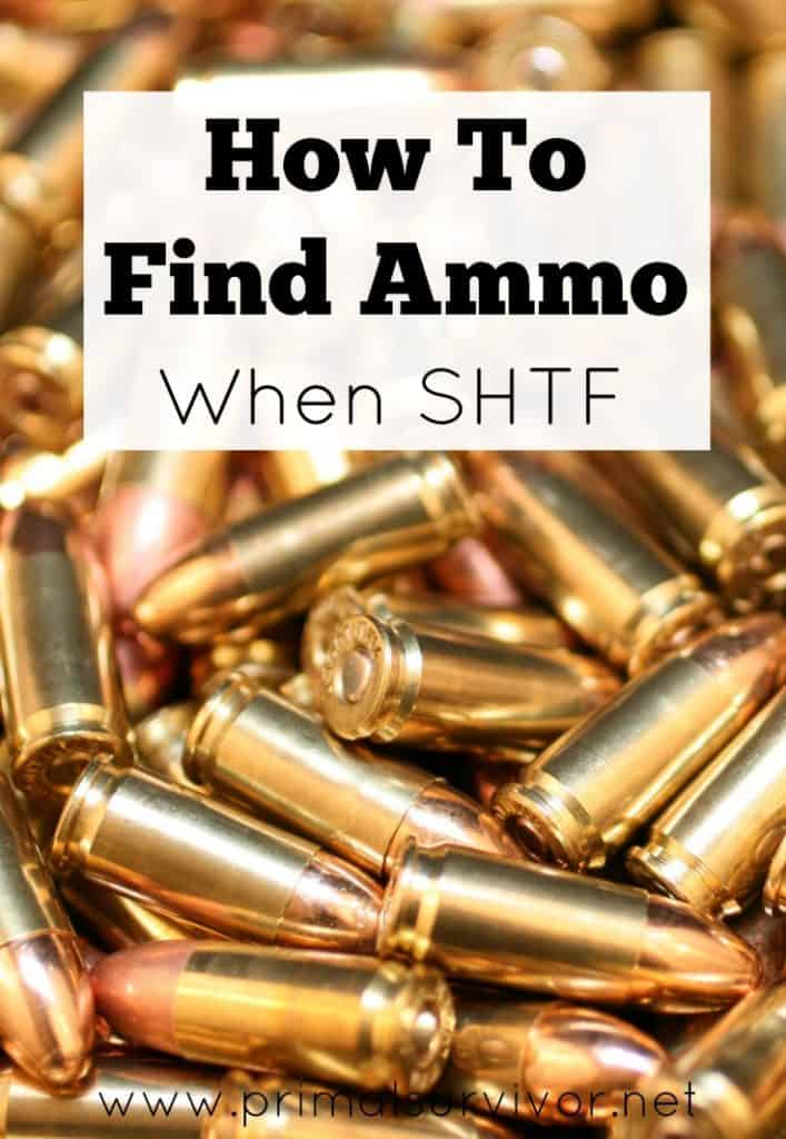 How to Find Ammo with SHTF