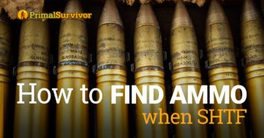 How to Find Ammo When SHTF