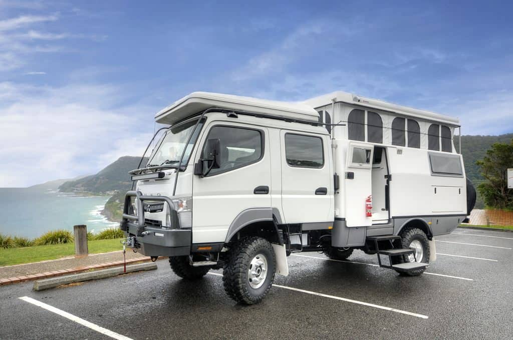 The Most Rugged Off Grid Rv Caravans You Ve Seen Yet