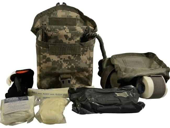 us army ifak contents