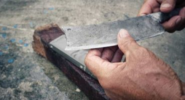 Dull Survival Knife? Sharpen It with this Little-Known Method