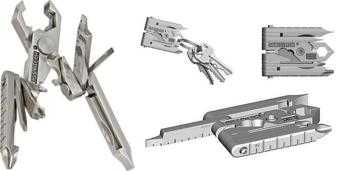 Swiss+Tech micro max edc tool
