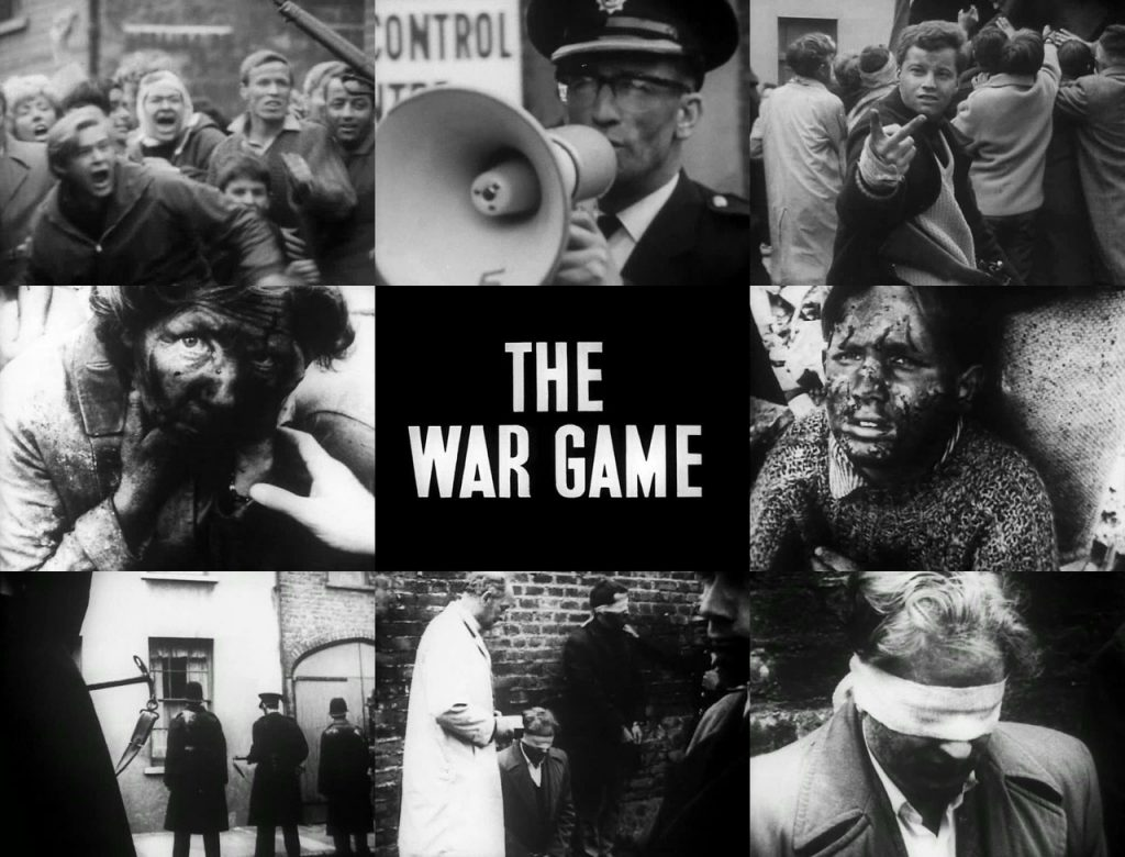 the war game doomsday movie