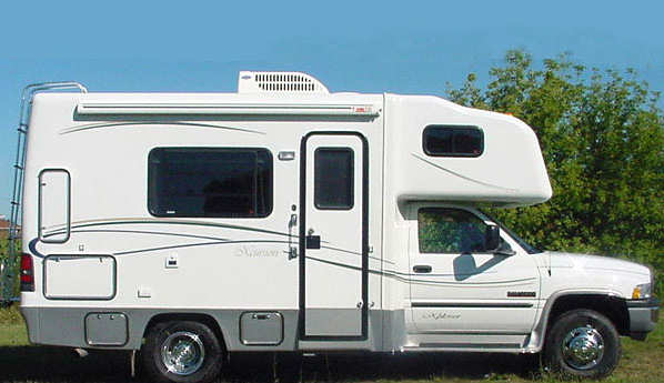 xplorer off road RV
