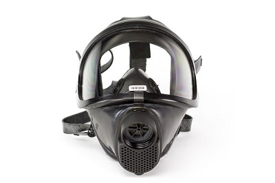 Chenical & Nuclear Gas Mask