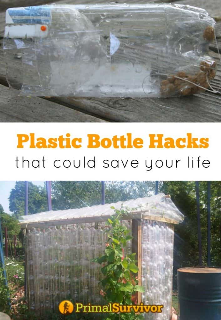 10 Plastic bottle hacks that could save your life