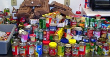 This Is Exactly How Much It Costs to Build a 3 Month Supply of Emergency Food