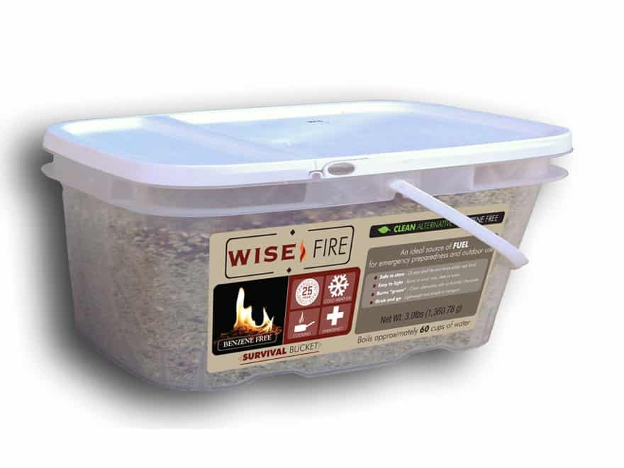 Wise Waterproof Fire Starter - $45.99 Buy Here