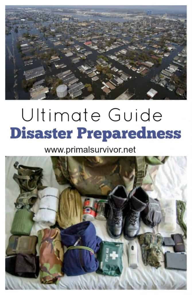 Ultimate Guide to Disaster Preparedness