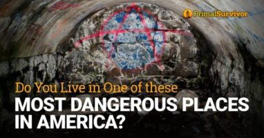 Do You Live in One of These Most Dangerous Places in America?