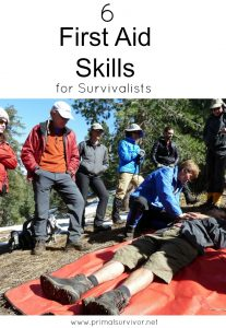 How to take your First Aid Skills to the next level