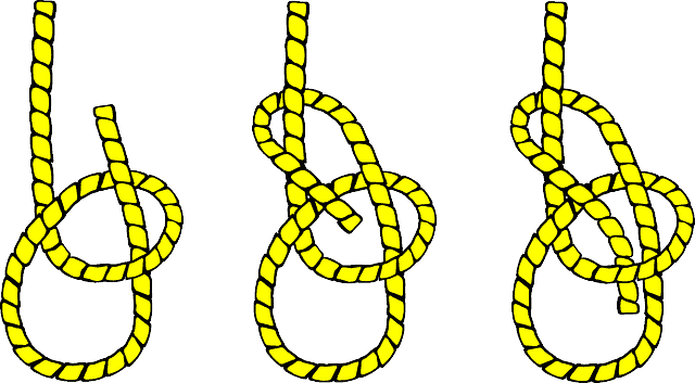 bowline knot instructions