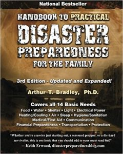 disaster preparedness for the family book
