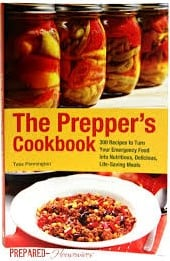 preppers cookbook