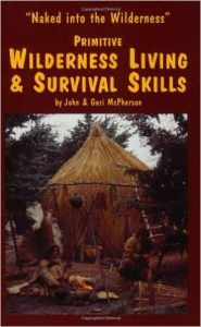 primitive wilderness living book