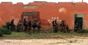 US Marines in Somalia