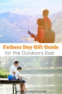 Fathers Day Gift Guide for the Outdoors Dad