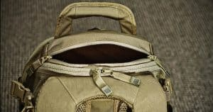 tips for building a bug out bag