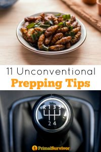 11 Unconventional Prepping Tips