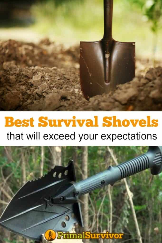 Best #Survival #Shovels that will exceed your expectations