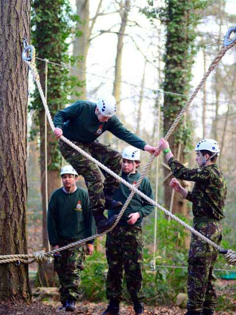survival course training