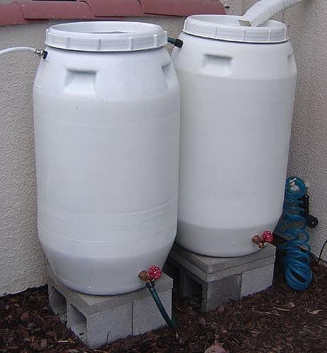 rainwater barrels