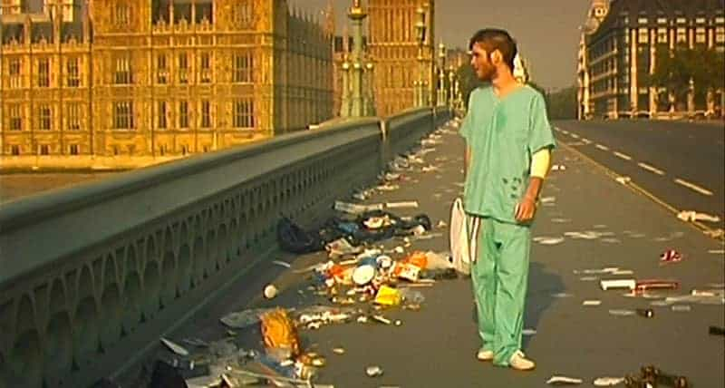 28 days later doomsday movie