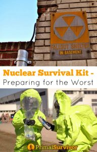Nuclear Survival Kit Preparing for the Worst