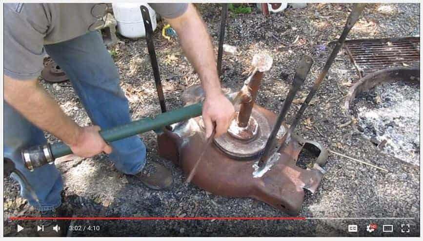 Diy forge making