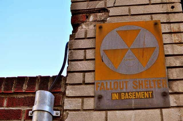 nuclear survival fallout shelter