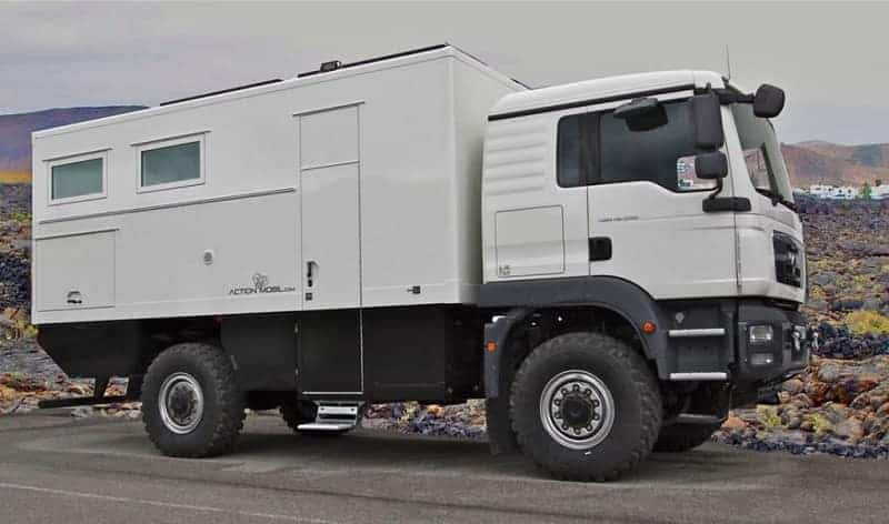 bug out vehicle RV