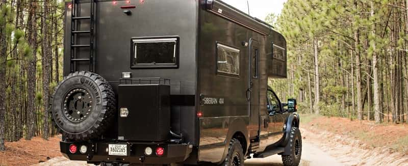 siberian off road rv
