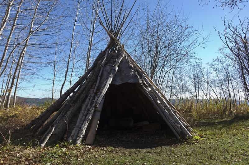 Tipi Shelter