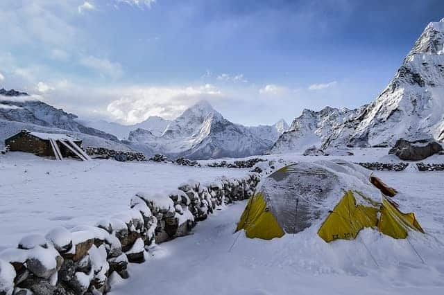 winter tents for survival