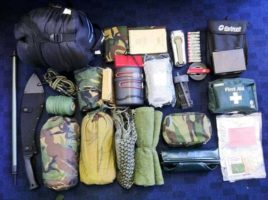 4 Real-Life Examples of Bug Out Bag Contents