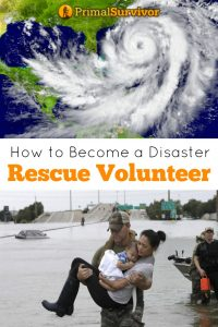 How to Become a Disaster Rescue Volunteer