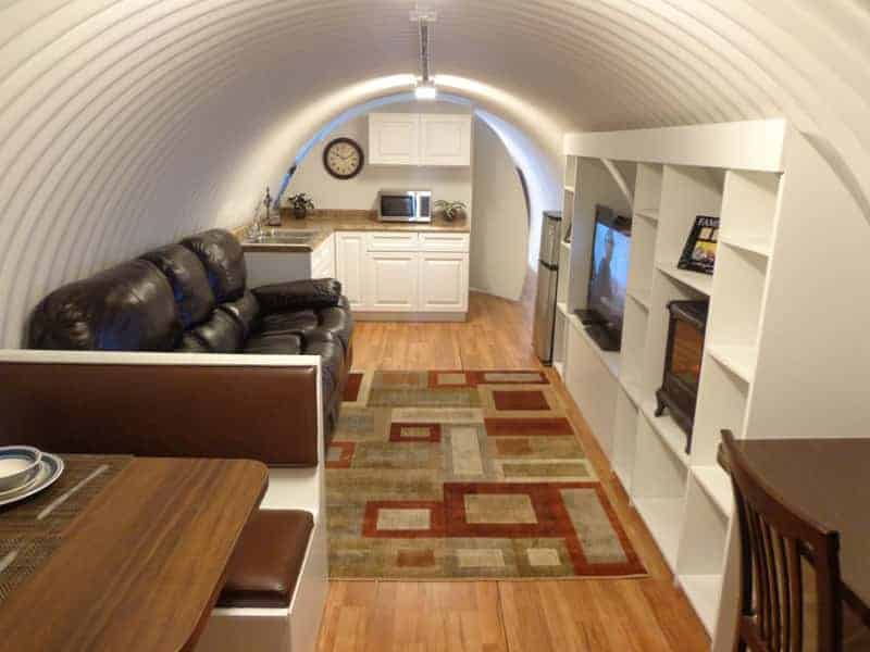 6 hidden underground shelters that will survive doomsday for Asia style wohnen