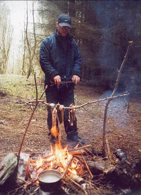 bushcraft cooking