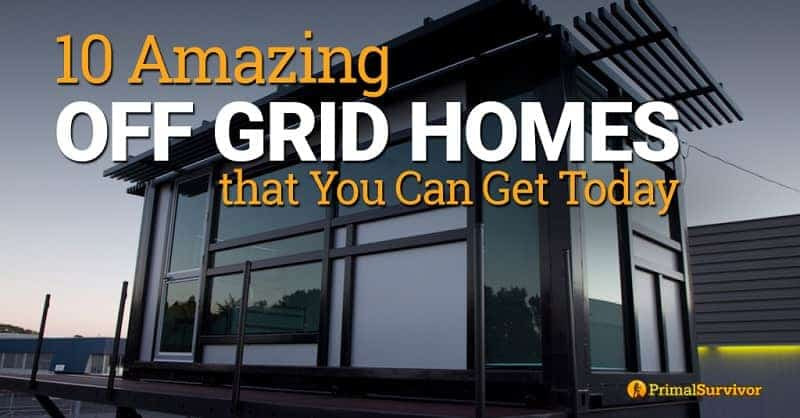 off grid homes
