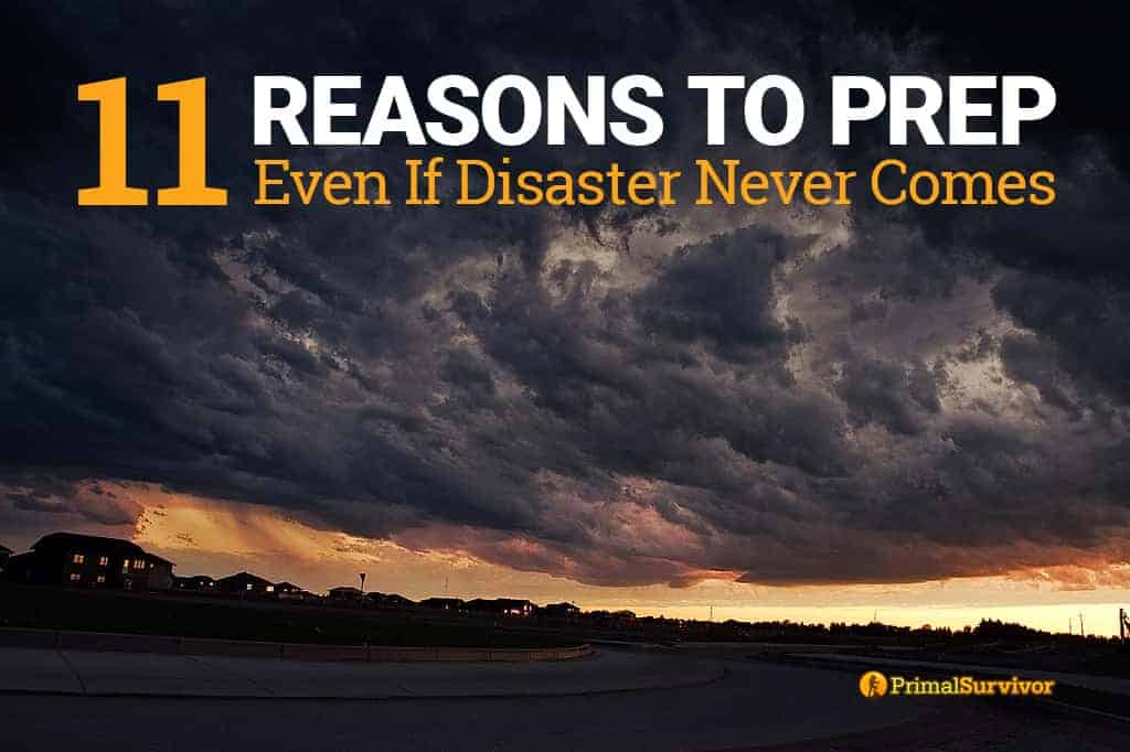 reason to prep