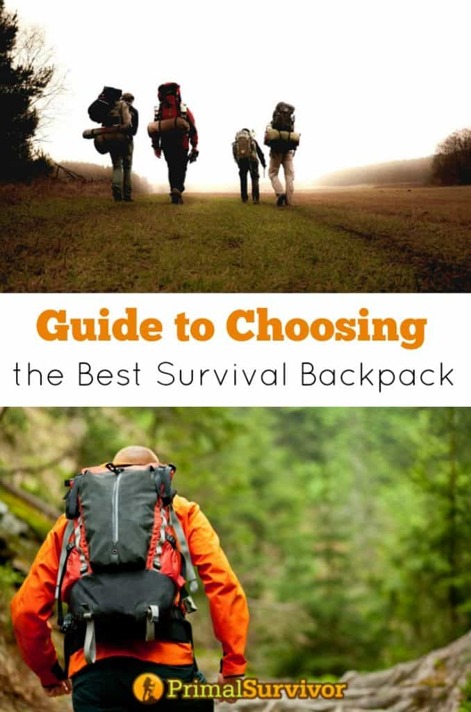 Guide to choosing the best #survival #backpack