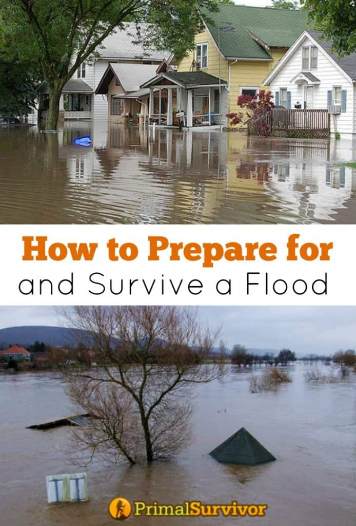 How to #Prepare for and #Survive a #Flood