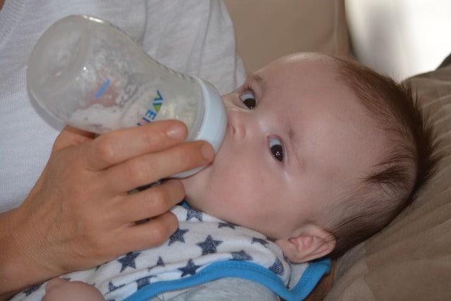 emergency preparedness infant formula