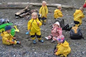 tuffo waterproof rain suit